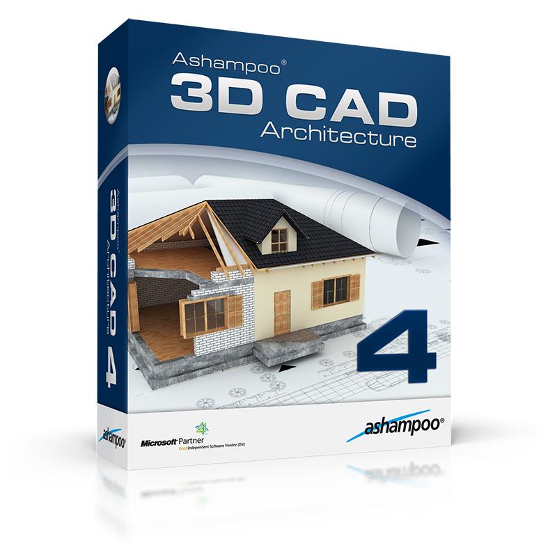 Ashampoo 3d cad architecture 4 panoramica for Software progettazione giardini 3d free