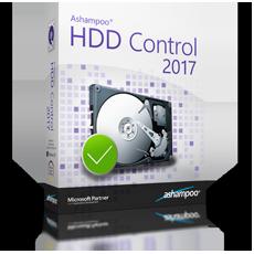 Ashampoo® HDD Control 2017