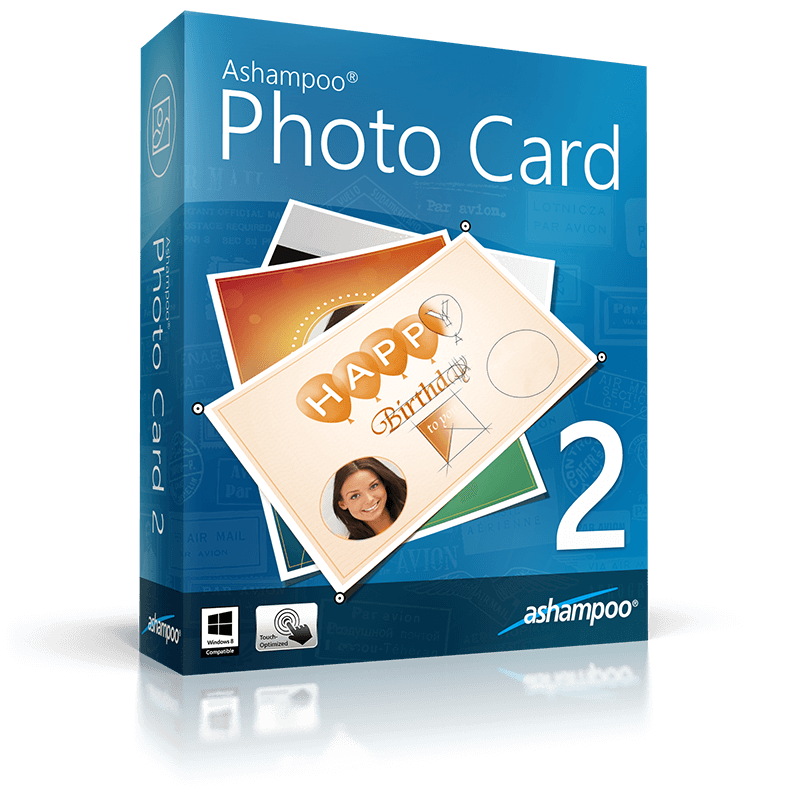 Ashampoo® Photo Card 2 - Generalidades