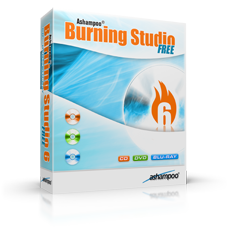 Ashampoo® Burning Studio 6 FREE