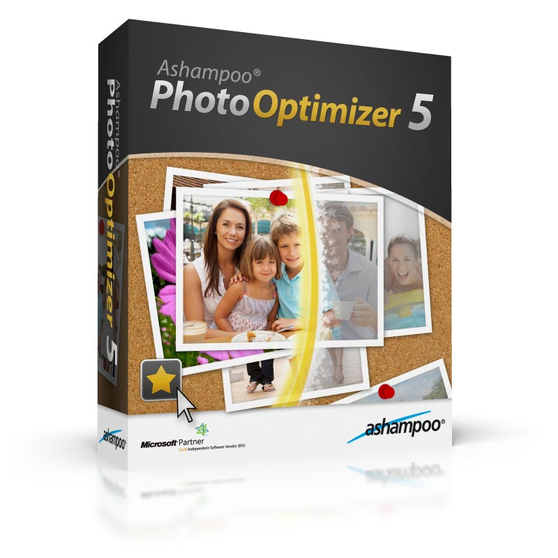 box ashampoo photo optimizer 5 800x800 rgb - Ashampoo  Photo Optimizer 5 ( Kampanya )