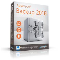 Ashampoo® Backup 2018