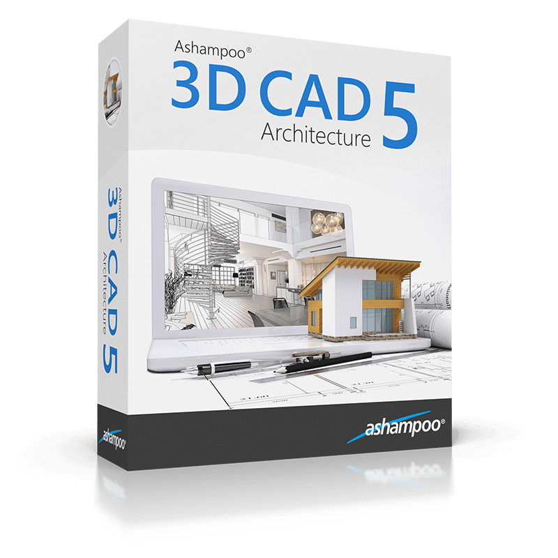 Ashampoo 3d cad architecture 5 overview 3d cad software
