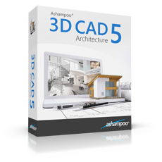 Ashampoo 3d cad architecture 5 overview Free 3d cad software