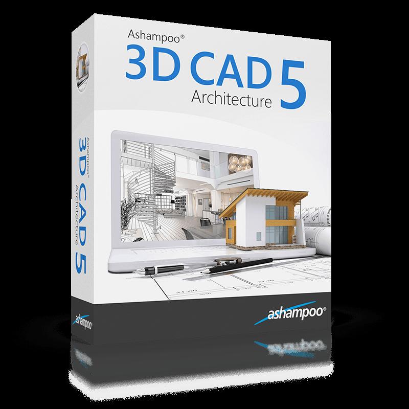 Ashampoo® 3D CAD Architecture 5