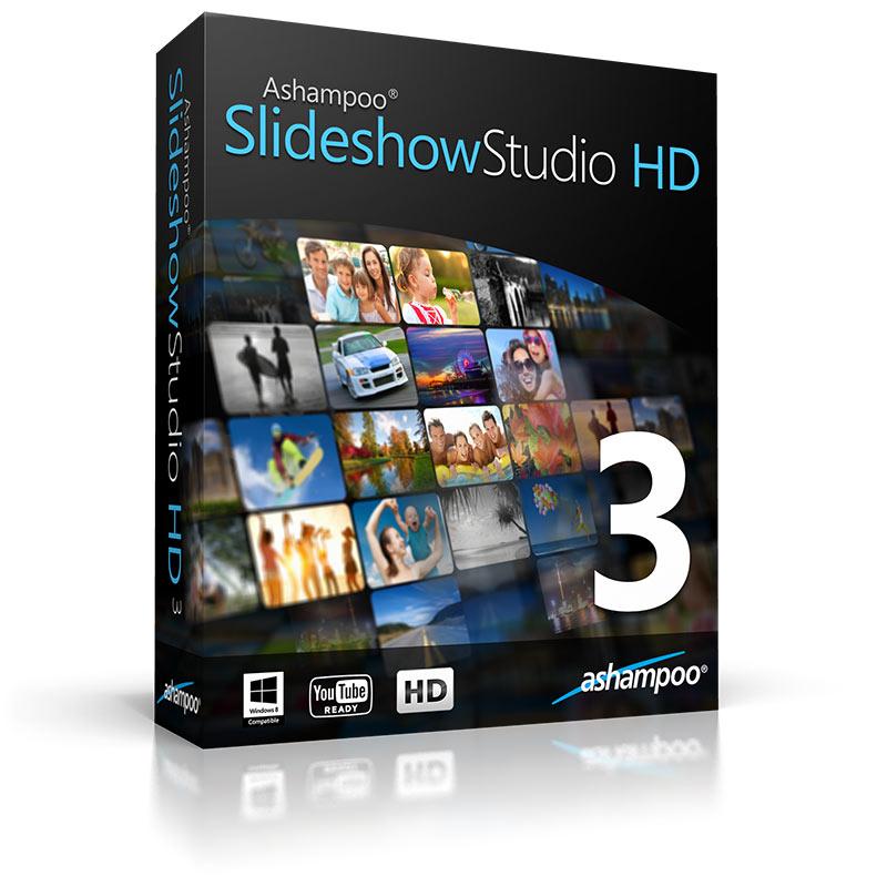 Ashampoo Slideshow Studio HD 4.0.0.58 多國語言免安裝