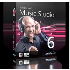 Ashampoo® Music Studio 6