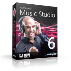 Ashampoo® Music Studio 6