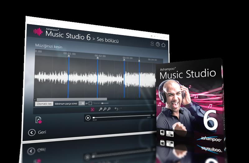 scr ashampoo music studio 6 submitting - Ashampoo Music Studio 6 ( 10 Hediye Lisans ) ( Sona Erdi )
