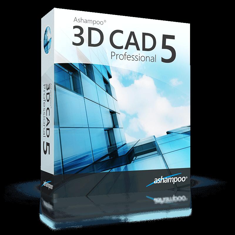 Ashampoo® 3D CAD Professional 5 - Overview