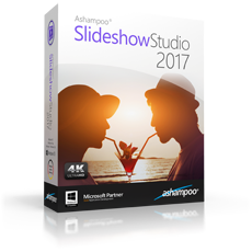Ashampoo® Slideshow Studio 2017