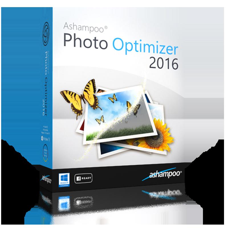 Ashampoo Photo Optimizer v Portable Latest Crack