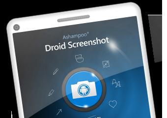 Ashampoo® Droid Screenshot