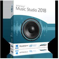 Ashampoo® Music Studio 2018