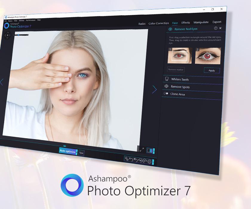 Ashampoo Photo Optimizer 8.1.1 多國語言免安裝