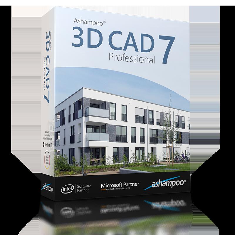3d Home Design Deluxe 6 Free Download: Ashampoo 3D CAD Professional 7