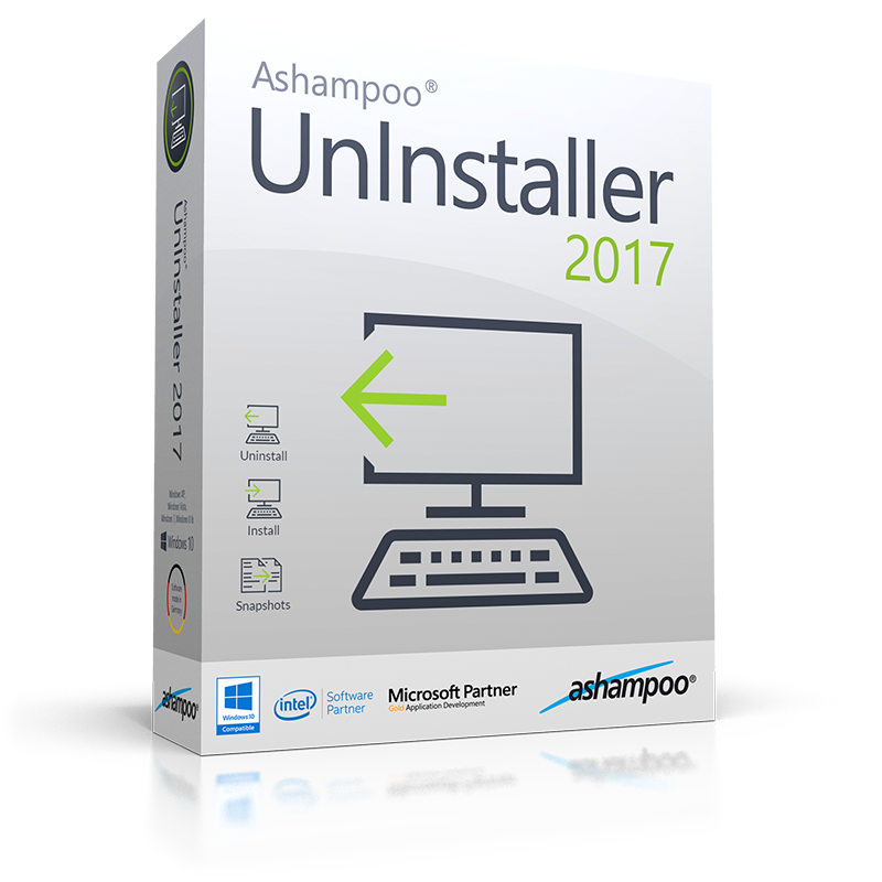 Ashampoo uninstaller 5.02 2017 pc repack portable