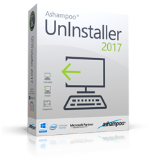 Ashampoo® Uninstaller 2017