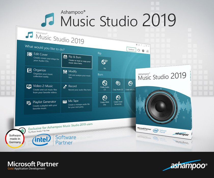 ashampoo music studio 4 full version free download