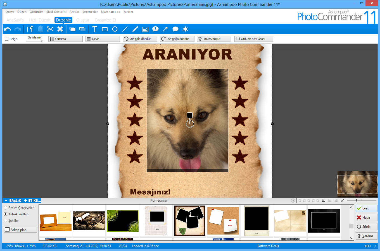 Ashampoo Photo Commander v11.1.1