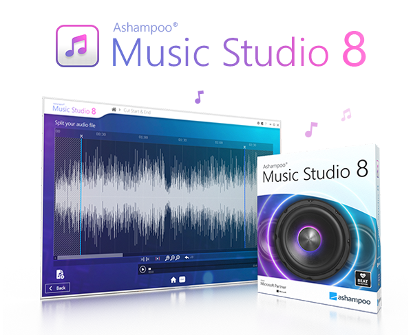 music studio 8 presentation
