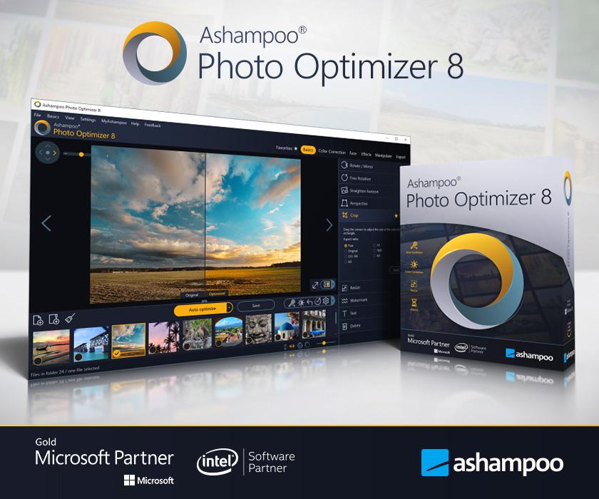 Ashampoo® Photo Optimizer 8 - Overview
