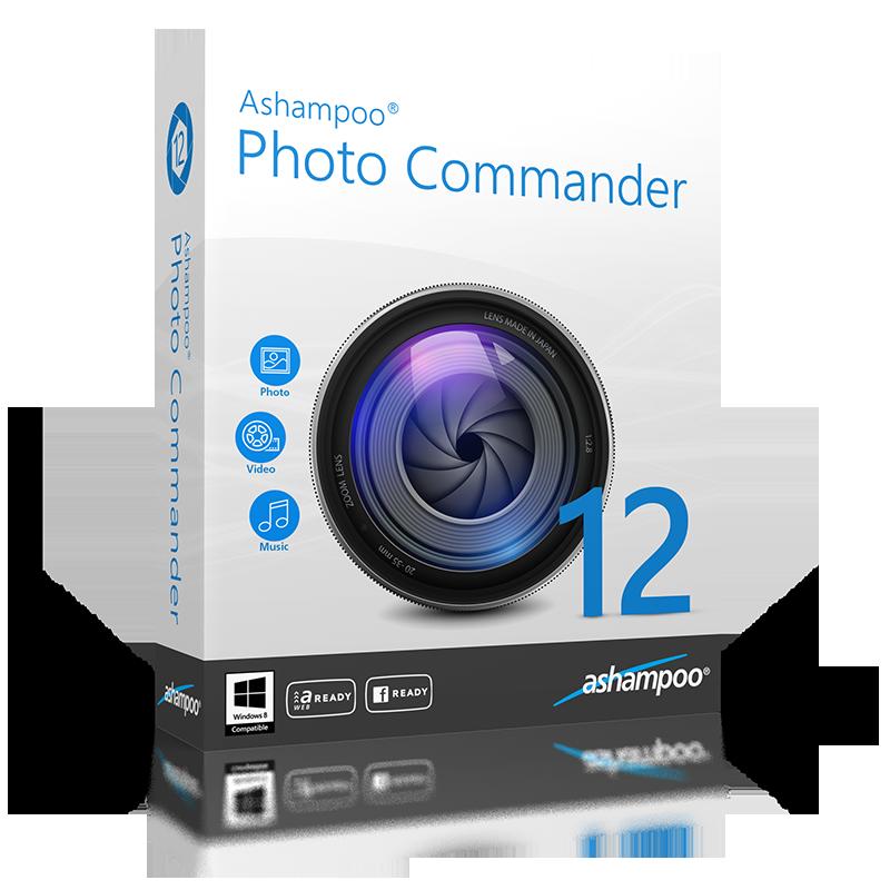 Ashampoo photo commander 12.0.8 скачать