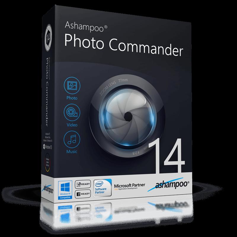 Ashampoo® Photo Commander 14 - Übersicht