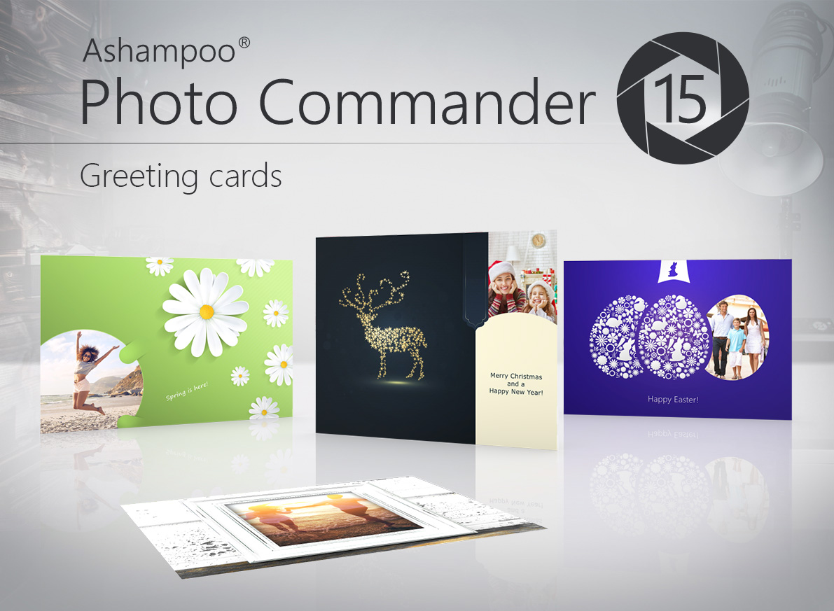 Ashampoo Photo Commander FREE - Overview