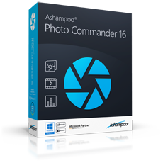 Ashampoo® Photo Commander 16