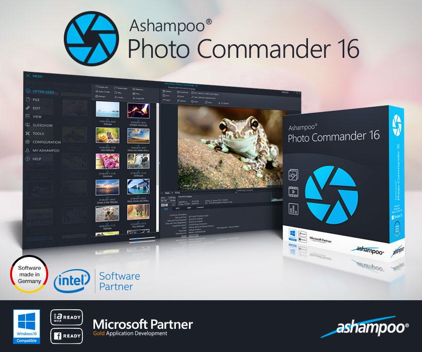 ashampoo photo commander 16 test