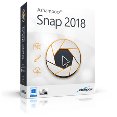 Ashampoo® Snap 2018