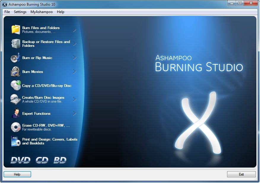 ashampoo burning studio 2010 gratis portugues
