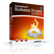 Ashampoo® Burning Studio Elements