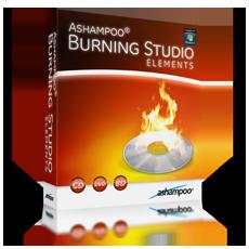 Ashampoo® Burning Studio Elements