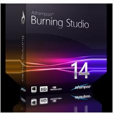 Ashampoo® Burning Studio 14