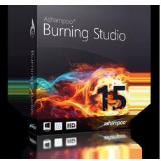 Boxshot Ashampoo® Burning Studio 2010