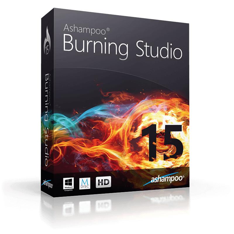 Ashampoo burning studio 6 free version 6.80