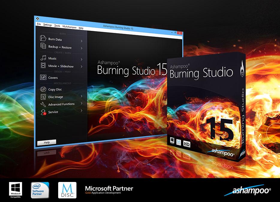 скачать Ashampoo Burning Studio торрент - фото 10