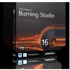 Boxshot Ashampoo® Burning Studio 16