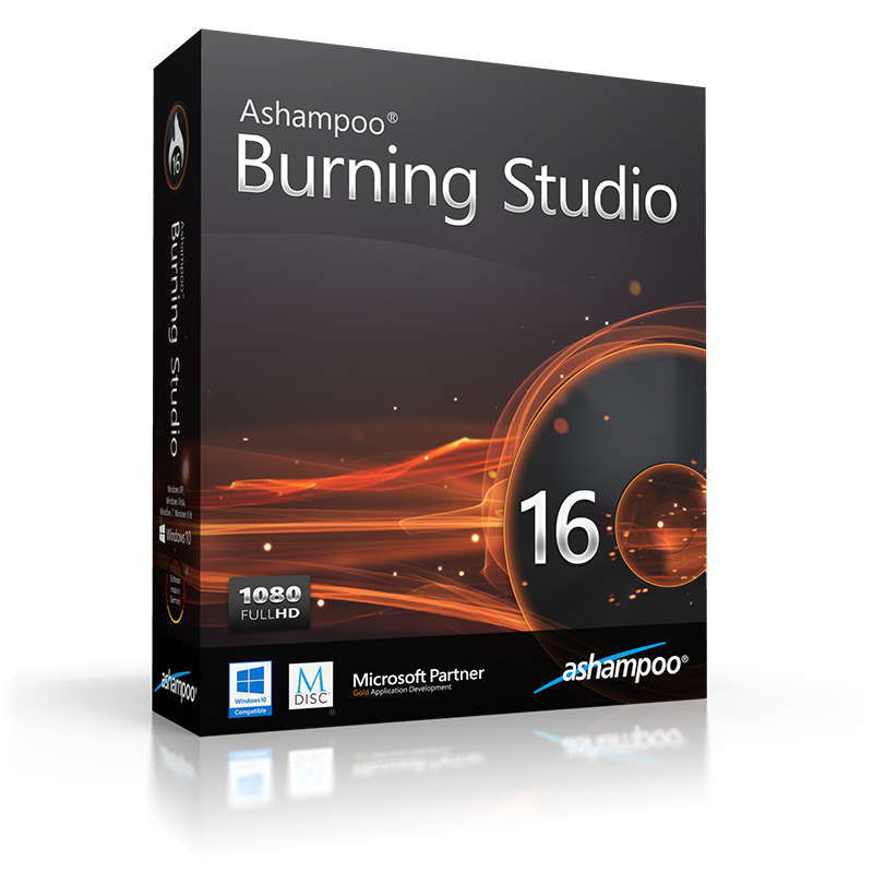 Ashampoo burning studio 10.10.0.1 key 32 64bit.
