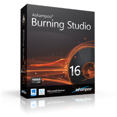 Ashampoo® Burning Studio 16