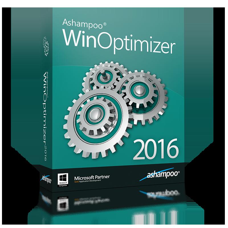 box ashampoo winoptimizer 2016 800x800 - Ashampoo WinOptimizer 2016 ( Kampanya )