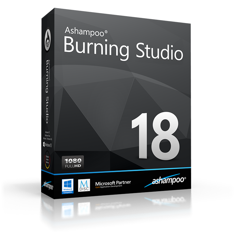 Скачать ashampoo burning studio торрент