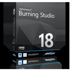 Ashampoo® Burning Studio 18