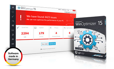 Ashampoo WinOptimizer 15 Screenshot