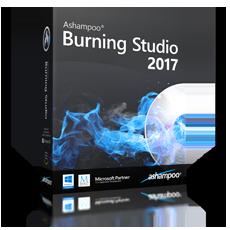 Ashampoo® Burning Studio 2017