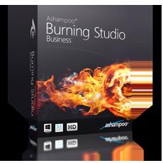 Ashampoo® Burning Studio Business