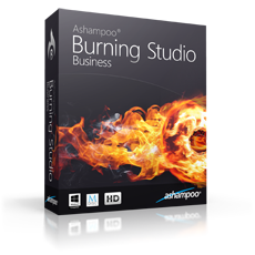 Ashampoo® Burning Studio Business