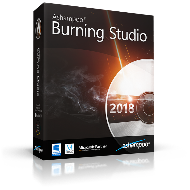Ashampoo burning studio free vs paid